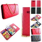 Wallet Case For Samsung Galaxy Prevail LTE/Core Prime - Credit Card w/ Screen