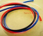 O/D 4mm 6mm 8mm 10mm 12mm CLEAR/BLUE/ORANGE/BLACK PU Air Tubing Pipe Hose NEW