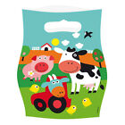 FARM YARD ANIMALS  LOOT PARTY BAGS - Various quantities for GIFTS/FAVOURS