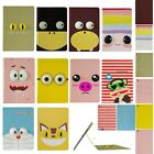Cartoon Folio case cover for ipad mini 1/2/3 A1432 A1454 A1489 A1491 A1601