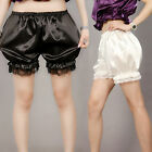 CHIC Women Lace Floral Stretch Short Leggings Trouser Safety Bloomers Pants