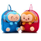 Cute Kids Boy Girls Animal Backpack Monkey School Bag Rucksack Children Backpack
