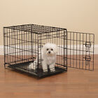 EASY DOG CRATE Proselect Wire Folding Pet Puppy Kennel Slide out Tray All Sizes