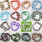 20x30mm Mother Of Pearl MOP Shell Hollow Square Loose Charm Bead Fit Jewelry DIY