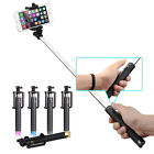 Extendable Bluetooth Wireless Handheld Selfie Stick for Smart Phones iPhone