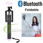 Extendable Wireless Bluetooth Shutter Selfie Monopod Stick for iPhone Smartphone