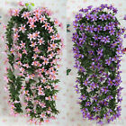 1 Bunch Lily Bracketplant Hanging Garland Flowers Vine Home Wedding Decor New