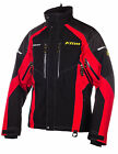 Klim Vector Parka Red Snow Snowmobile Parka Jacket Men's MD-3XL