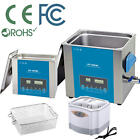 DIGITAL SUS304 ULTRASONIC CLEANER ULTRA SONIC BATH CLEANING TANK TIMER HEATER