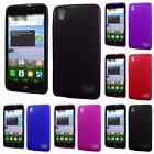 For Huawei Pronto LTE SnapTo H891L Bendable Flexible Slim TPU Cover Case