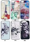 Graphic OTS16 Plastic Back Cover Case For iPhone 5 / 5S