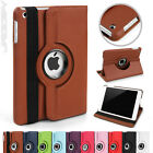 Protective Cover Case iPad mini Tablet Accessory Protection 360° Colour Choice