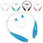 Wireless Bluetooth Headphone Sport Stereo Headset Handfree For Smart Cellphones