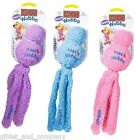 KONG SNUGGA WUBBA - S/L/XL Soft Berber Fleece No Squeakers Fetch Snuggle Dog Toy