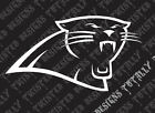 Carolina Panthers vinyl decal sticker car truck motorcycle nfl football $5.99 USD on eBay