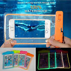 Luminous Waterproof Pouch Dry Bag Protector Case Cover For iPhone 6 Plus Samsung