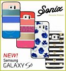 New SONIX Slim Thin Inlay Case Cover for Samsung Galaxy S6 OEM/Genuine/Authentic