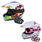 LEO-X18 Child Kids Junior Motorbike Motocross MX Helmet + Goggle + Gloves
