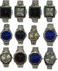 Joblot of High Quality Brand New Men Watches, Women Metal Strap Watches x5-x100