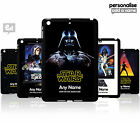 STAR WARS Personalised Hard Case for iPad AIR / MINI / Retina ADD NAME dvd film £14.99 GBP