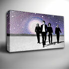 THE KILLERS - GICLEE CANVAS ART PRINT *Choose your size