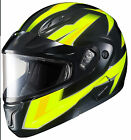 HJC 2015 Adult Ridge Run CL-MAX2 Snow Helmet Black/Yellow XS-5XL