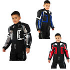 Viper Draco Kids Fabric Waterproof Motorcycle Motorbike Textile Jacket