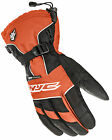 HJC Adult 2016 Orange Storm Snowmobile Gloves SM-2XL