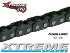 EVO PETROL SCOOTER  43 86 LINK CHAIN 50 - 71CC GOPED/ MOTOR BOARD 8MM CHAIN PART