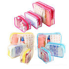 Transparent PVC Clear Waterproof Makeup Toiletry Travel Cosmetic Wash Bag Pouch
