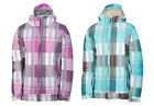 686 Womens Snowboard Jacket - Mannual Echo - Insulated, Winter, Ski, L3W318