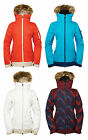 686 Womens Snowboard Jacket - Authentic Aerial - Insulated, Ladies, 2015