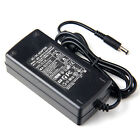 12V3A/4A/5A Power Supply Charger Adapter 110V 240V 5.5X2.1/2.5 US Plug+Cable EW