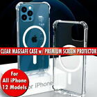 APPLE iPHONE 6S NEW HARD BACK SLIM CRYSTAL BACK CASE COVER SKIN