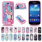 Fashion Leather Stand Holder Wallet Cover Case For Samsung S3/S4/S5/S6