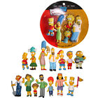 14 Pieces Simpsons Family Collecters Collectibles Action Figures or Magnets Set