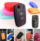 SILICONE KEY COVER FOR VW GOLF POLO TIGUAN PASSAT JETTA BEETLE TOURAN CASE FOB