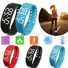 3D Pedometer Tracker Smart Wrist sport Watch Calorie Temperature Sleep Monitor