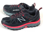 New Balance WT610CG4 D Black & Dark Grey & Pink Trail Running Shoes 2015 NB