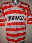Wigan Warriors Puma Rugby League Shirt Jersey Centenary 1995 Multi Sizes Vintage