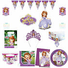 SOFIA THE 1ST FIRST SOPHIA DISNEY PARTY SUPPLIES, CUPS, PLATES, NAPKINS, MORE!