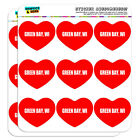 """2"""" Scrapbooking Crafting Stickers I Love Heart City State F-K"""