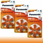 PANASONIC Hearing Aid Battery Mercury free tropicalised PR-10-13-312 41 48 eCO