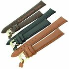 High Qulity Genuine Suede Leather Watch Strap Band with Stainless Steel Buckle