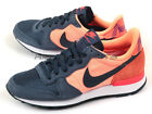 Nike W Internationalist Print Sunset Glow/Squadron Blue-Hot Lava 2015 807412-800