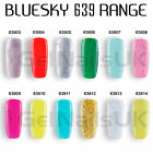 Bluesky 639 RANGE UV LED Soak Off Gel Nail Polish 10ml FREE POSTAGE