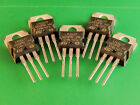 5x & 10x LM317T LM317 VOLTAGE REGULATOR STMicroelectronics