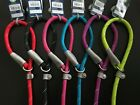 ANCOL NYLON ROPE GUNDOG SLIP LEAD 2-TONE or REFLECTIVE orDELUXE NUTS ABOUT MUTTS