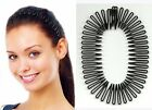 woman Exercise Sport Gym Workout Yoga Running hold your hair man FLEXIBLE COMB