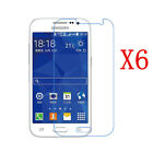 2x Clear Screen Protector For Samsung Galaxy Core Prime G360 &Cleaning Cloth Lot